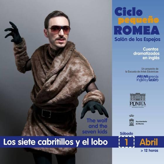 cicloromea EL LOBO Y LOS 7 CABRITILLOS